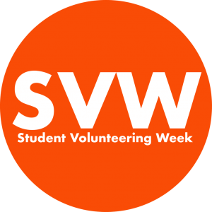 Student Volunteering Week logo