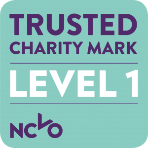 Trusted Charity mark Leve1