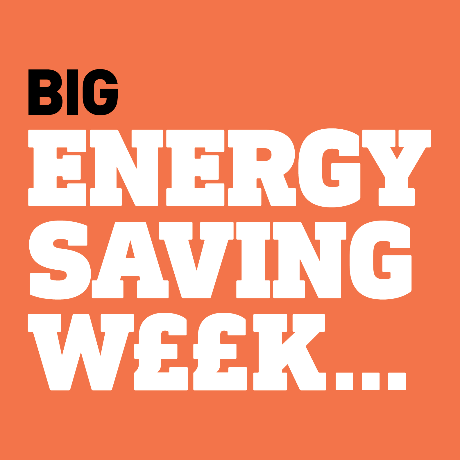 Save money on your energy bills!