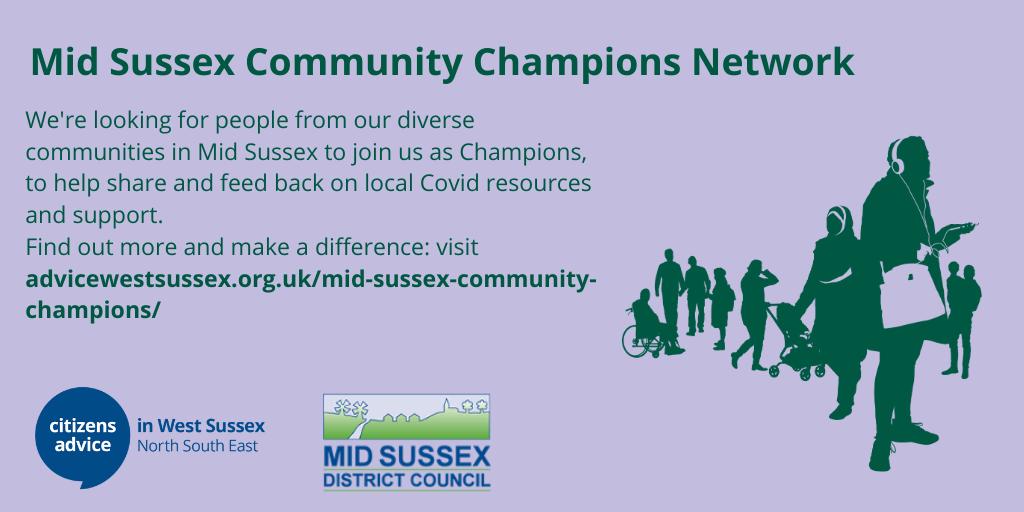 Mid Sussex Community Champions