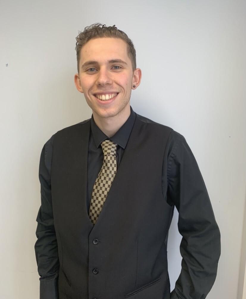 Aaron, Helpline Advisor