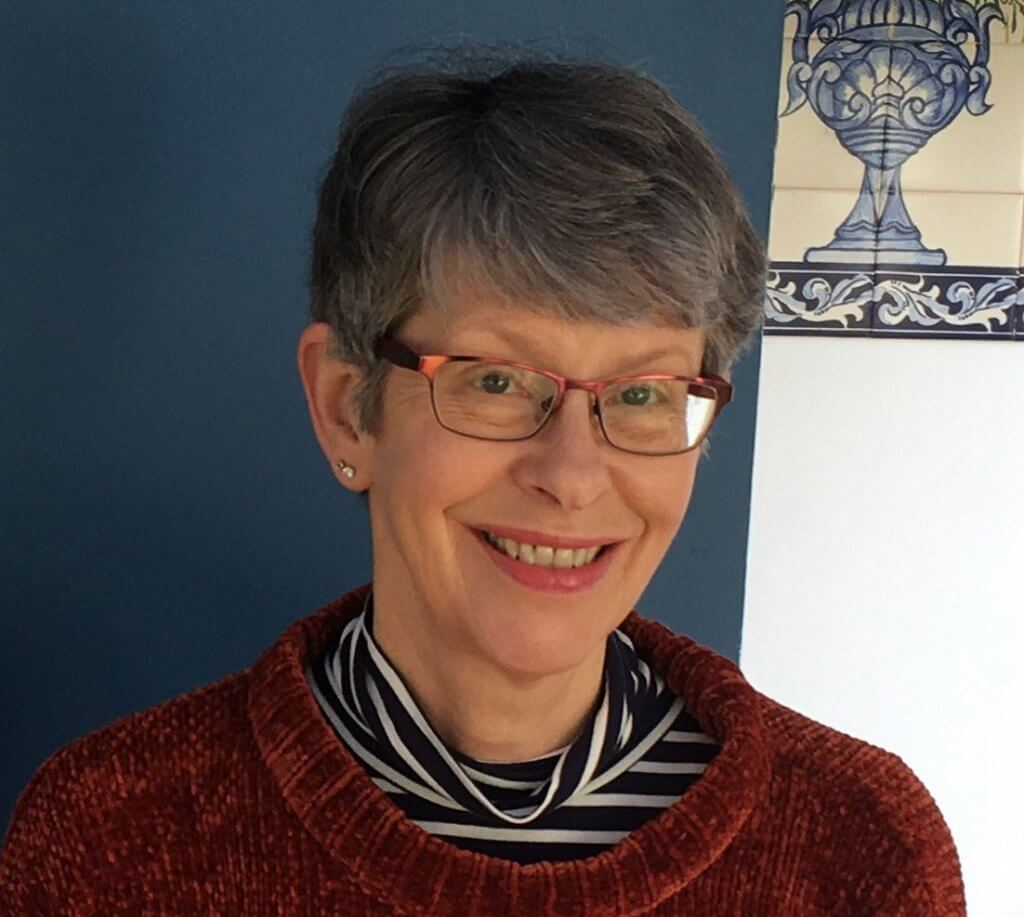 Clare B, Volunteer