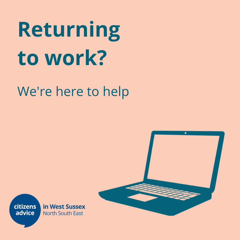 Is returning to work making you anxious after working from home?