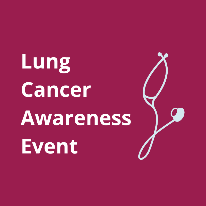 Lung Cancer Awareness: making you aware of symptoms and support