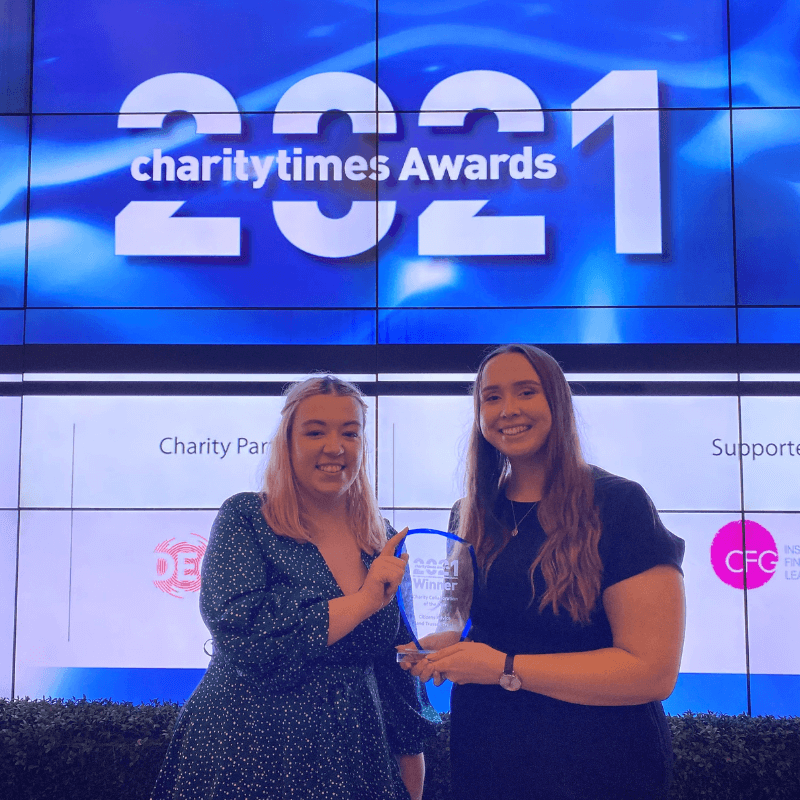 Citizens Advice and The Trussell Trust win Charity Collaboration of the Year